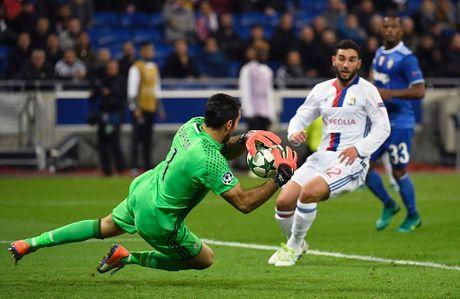 Buffon can pha 11 m, Juventus thang trong tran mat nguoi - Anh 3
