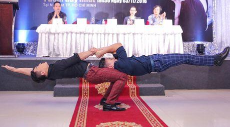 MC Hong Phuong co bau 6 thang van to chuc su kien cho chong - Anh 7