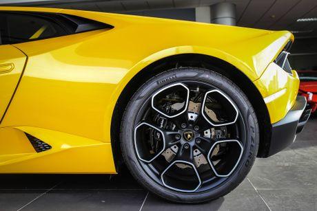 Anh Lamborghini Huracan cau sau thu 2 vua ve Viet Nam - Anh 4