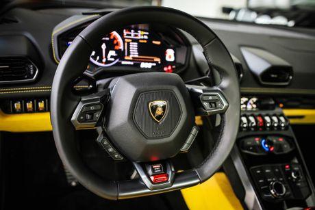 Anh Lamborghini Huracan cau sau thu 2 vua ve Viet Nam - Anh 6