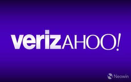 Verizon co the xem xet viec dung mua Yahoo - Anh 1