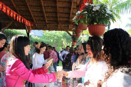 Quang ba du lich Viet Nam tai Lien hoan Khinh khi cau va am nhac Teque (Mexico) - Anh 1
