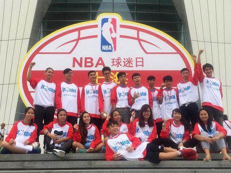 NBA thuc day bong ro tre Viet Nam - Anh 1