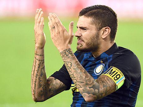 Luc nay, Inter phai bao ve Icardi - Anh 1