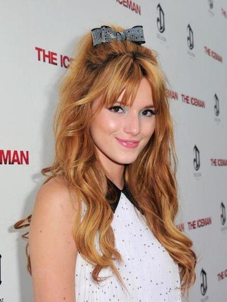 'Cong chua Disney' Bella Thorne ho bao tren tap chi Playboy - Anh 3