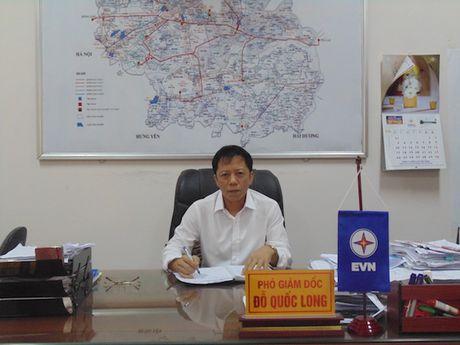 Cong ty Dien luc Bac Ninh: La co dau trong cong tac dau tu xay dung luoi dien - Anh 1