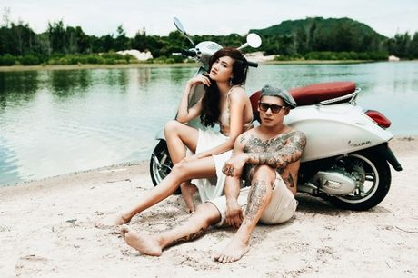 Vespa Top Stylist Contest: Nhung hinh anh dep nhu mo cua Pong Chuan - Anh 1