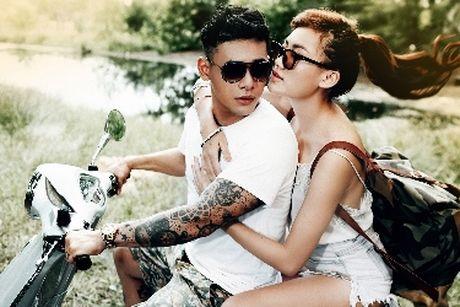 Vespa Top Stylist Contest: Nhung hinh anh dep nhu mo cua Pong Chuan - Anh 4