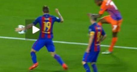 Tranh cai: Man City mat 11m truoc Barca? - Anh 1