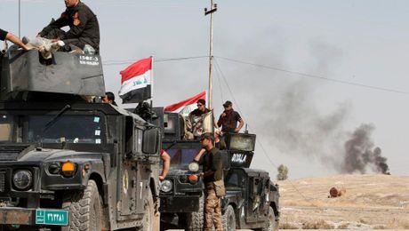 Mat thanh pho Mossoul, 'de che IS' se tieu vong - Anh 1
