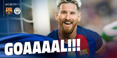 Messi lap hat-trick giup Barcelona huy diet Man City tai Nou Camp - Anh 11