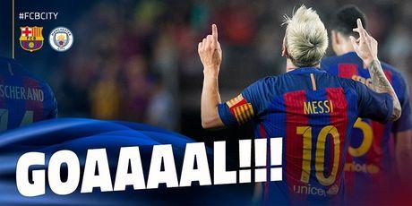 Messi lap hat-trick giup Barcelona huy diet Man City tai Nou Camp - Anh 6
