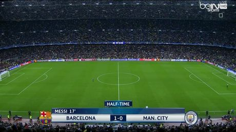Messi lap hat-trick giup Barcelona huy diet Man City tai Nou Camp - Anh 9