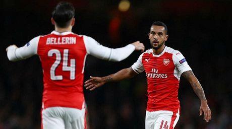 """Theo Walcott: """"Chien thang cua Arsenal la khong de dang"""" - Anh 2"""