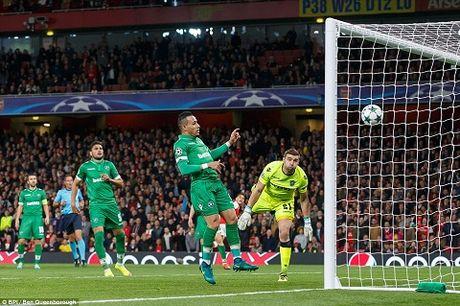 Nhung diem nhan sau tran Arsenal 6-0 Ludogorets - Anh 4