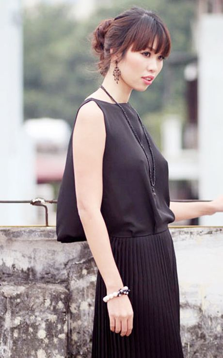 Thot tim khi Ngoc Trinh, Mai Phuong Thuy dien nhung trang phuc nay - Anh 3