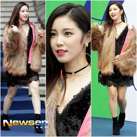 Sao Han chuong phong cach ca tinh o Seoul Fashion Week - Anh 6