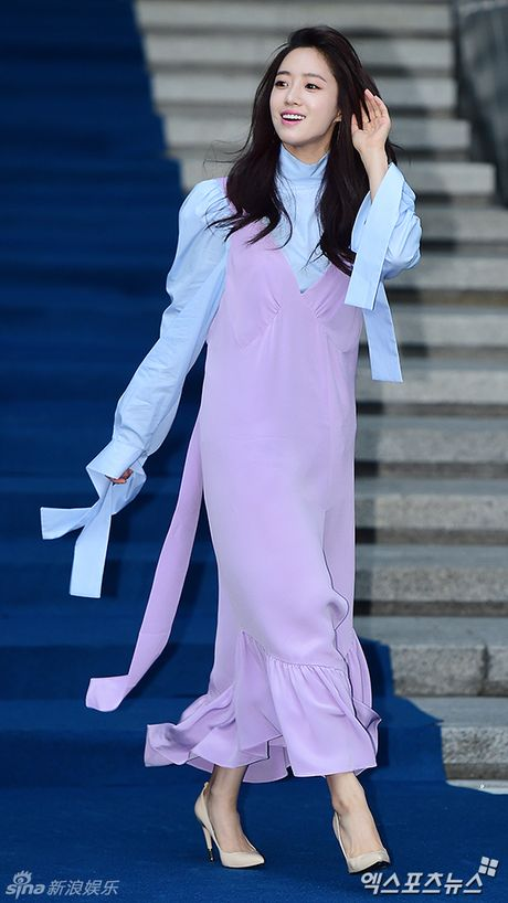 Sao Han chuong phong cach ca tinh o Seoul Fashion Week - Anh 7