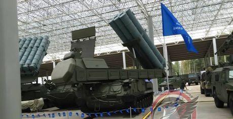 Vừa vào biên chế, tên lửa Buk-M3 của Nga đã có nước hỏi mua