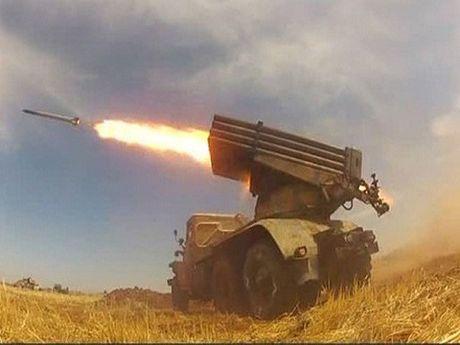 Quân chính phủ Syria đã kiểm soát được thành phố Soran (Hama)