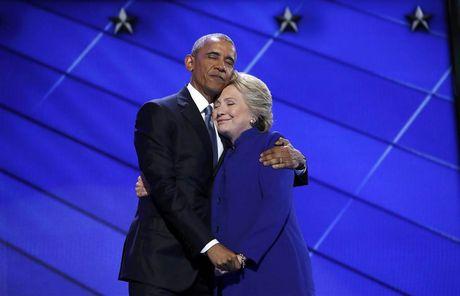 Giai đoạn nước rút, ông Obama vận động tranh cử cho bà Clinton mỗi ngày