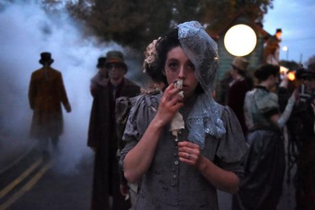 Chum anh le hoi Halloween day ma mi tren khap the gioi - Anh 6