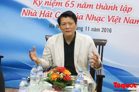 Nhà hát Ca Múa Nhạc Việt Nam: Dung hòa lợi ích giữa quá khứ và tương lai để phát triển