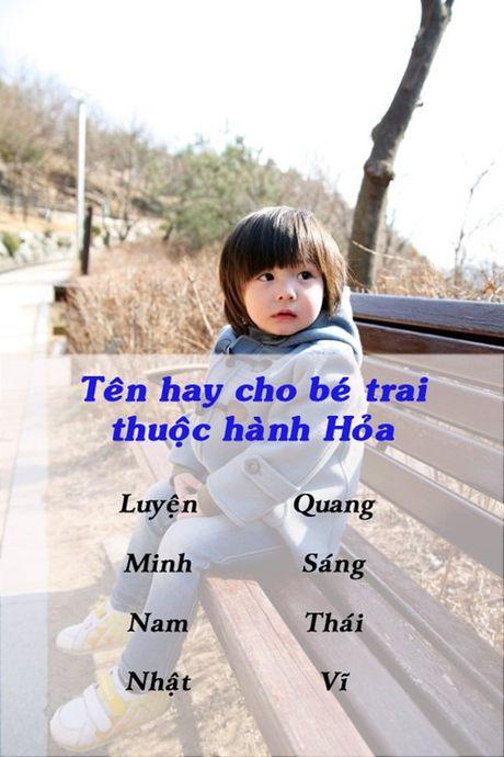 Dat ten cho con sinh nam Dinh Dau 2017 hop voi phong thuy - Anh 11