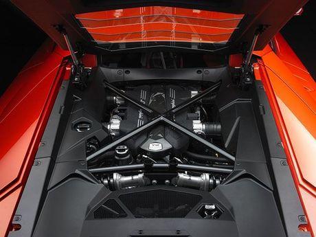 Sap co sieu bo Lamborghini Aventador cong suat khung - Anh 5