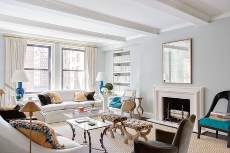 1 202077 Xiêu lòng với căn hộ có cách phối màu hoàn hảo và hợp phong thủy