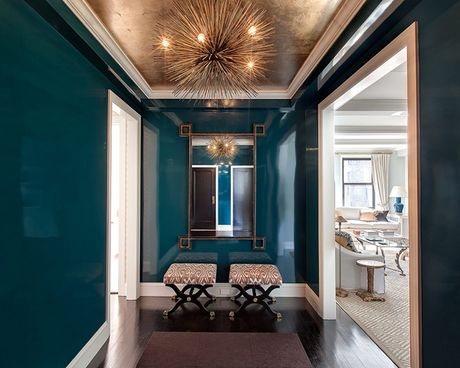 2 243082 Xiêu lòng với căn hộ có cách phối màu hoàn hảo và hợp phong thủy