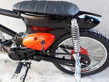 Honda Cub do 'sieu chat' chi 7 trieu dong o Binh Dinh - Anh 7