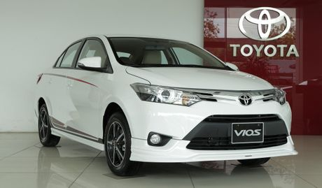 Toyota Vios hay Hyundai Grand i10 la mau xe ban chay nhat? - Anh 2