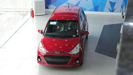 Toyota Vios hay Hyundai Grand i10 la mau xe ban chay nhat? - Anh 3