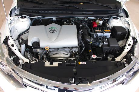 Can canh Toyota Vios TRD phong cach the thao - Anh 24