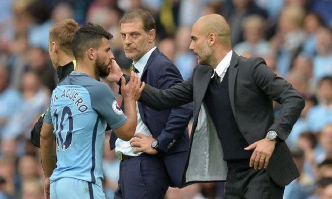 Đánh 'kín' đối phương, Aguero có thể bị treo giò, nghỉ trận derby Manchester