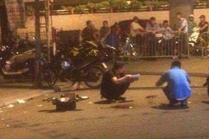 Bắt đối tượng đâm trọng thương Công an phường Hàng Bông